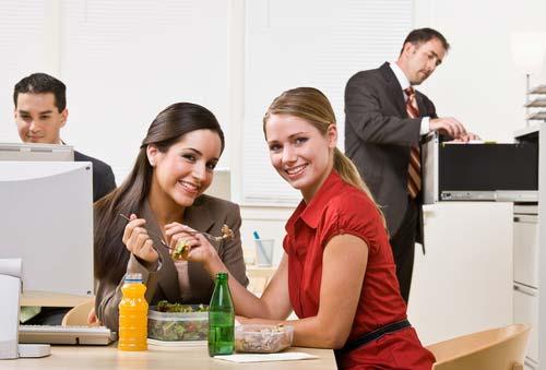 На что необходимо обратить внимание при выборе обеда в офис