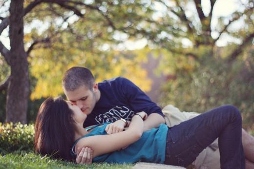 Что значит поцелуй для мужчин и женщин