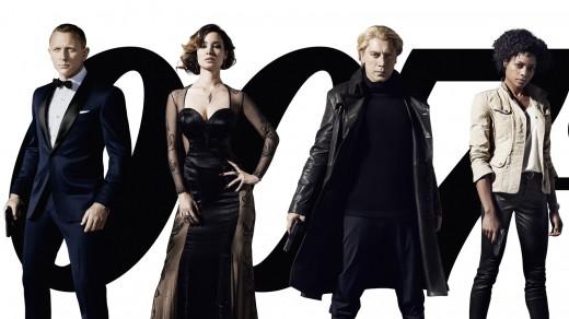 Премьера нового фильма о Джеймсе Бонде скоро в Москве