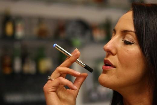 E-сигареты могут привести к повреждению легких