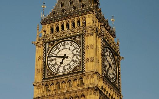 Из Лондона исчезнет Биг Бен