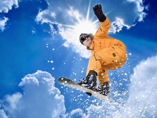 В 2013 году в России появится новый праздник – Всемирный день снега