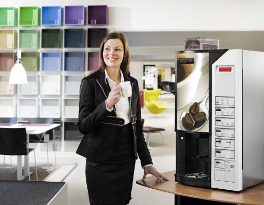 5 причин, чтобы установить кофейный автомат в офис