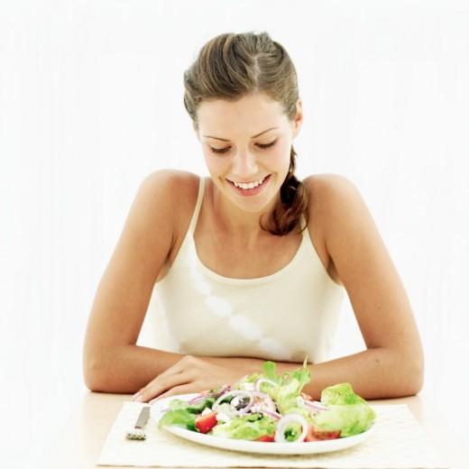 Правильное питание как залог здоровья