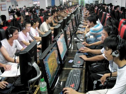 Китайцы идентифицируются в Интернете