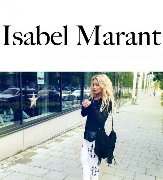 Isabel Marant - качественная одежда для всех