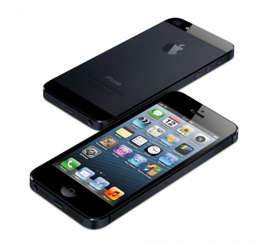 Самые дорогие iPhone 5 продаются в Алтайском крае