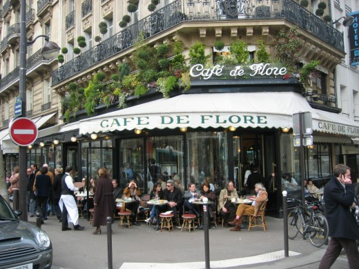 Легендарные зарубежные кафе