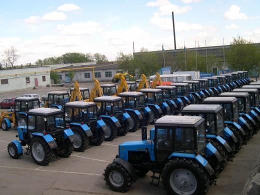 Как выбрать сельскохозяйственный трактор?