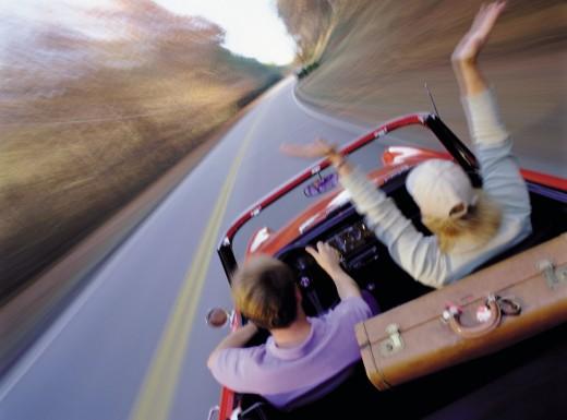 Испания снижает скорость движения по дорогам
