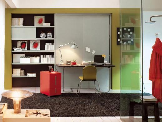 Выбираем мебель в однокомнатную квартиру