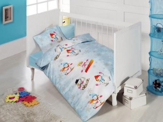 Детское постельное белье – сказочный мир каждого ребенка