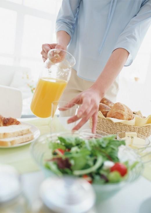 Здоровое питание: 5 правильных привычек