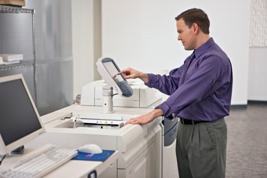 Картриджи для принтеров в работе предприятия