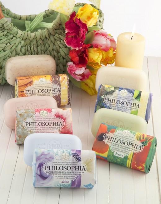 Эксклюзивное итальянское мыло теперь на украинском рынке