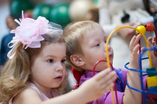 Открытие детского центра как бизнес