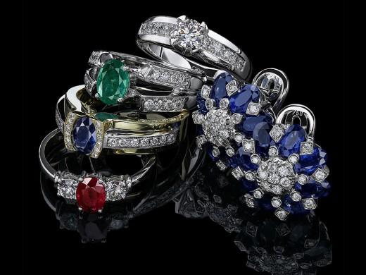 Разнообразие ювелирных украшений