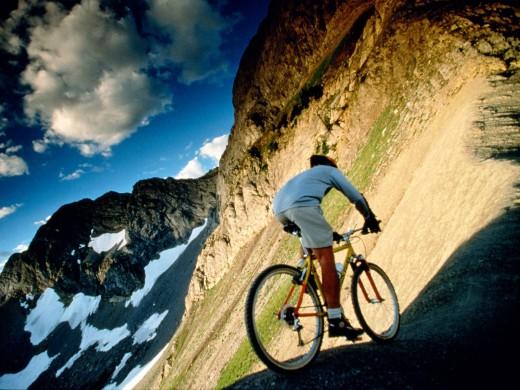 Типы горных велосипедов