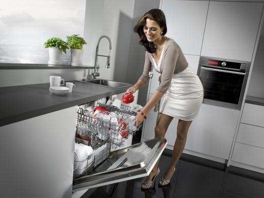 Посудомоечная машина - популярная бытовая техника, используемая на кухне
