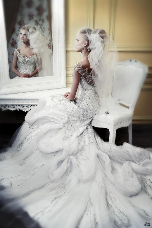 Свадебное платье: шитье, покупка, прокат?