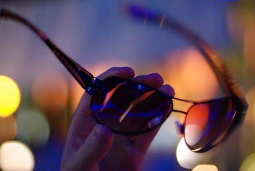 Как выбрать хорошие очки?