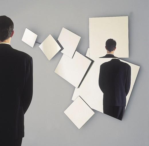 Создание зеркал: способы применения