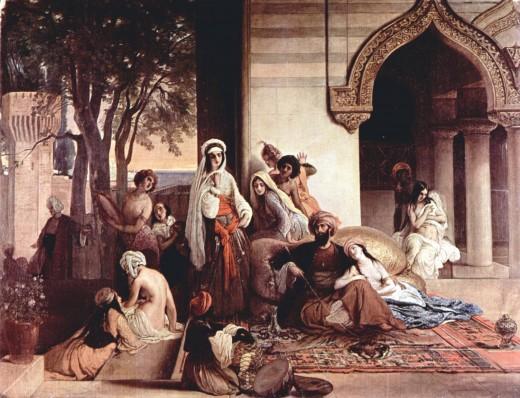 Не завидуйте султану