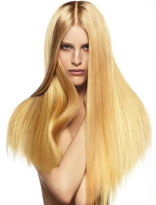 Корейская технология наращивание волос