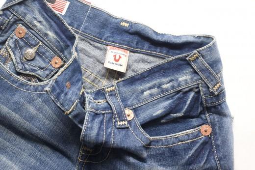 Как отличить брендовые джинсы от подделки