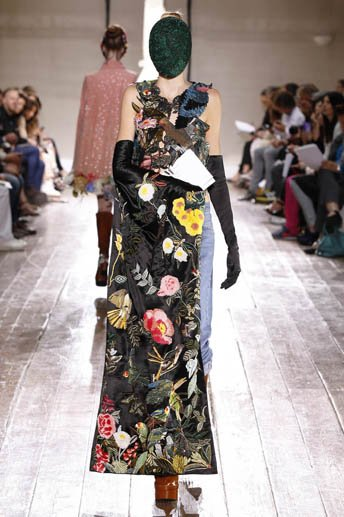 Неповторимая деликатность моды в Париже