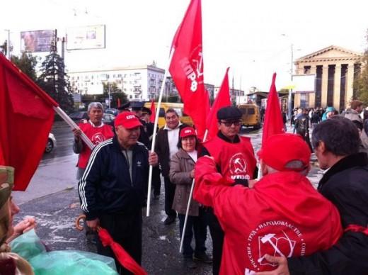 Волгоградские коммунисты оказались в центре скандала
