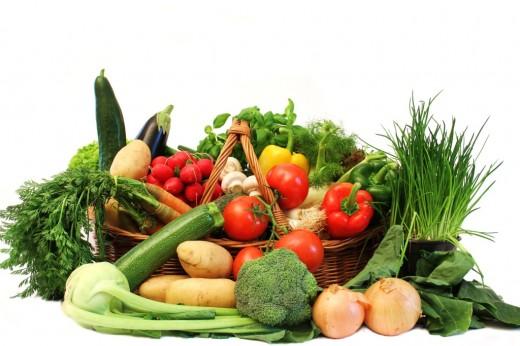 Овощи борются с раком