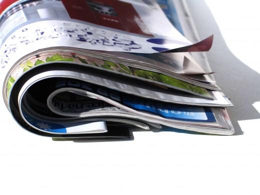 Печать информационного журнала компании – в чем преимущество?