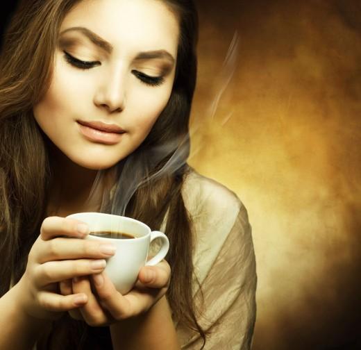 3 чашки кофе в день вдвое снижают риск рака печени