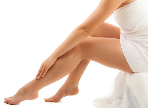 Красивые ноги могут быть у всех
