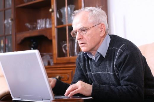 Пожилые интернет-пользователи склонны больше следить за здоровьем