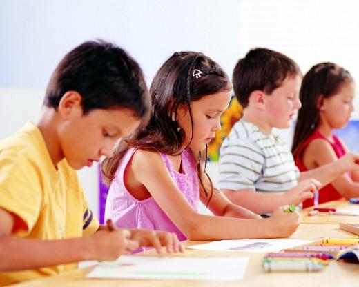 Детская школа рисунка приглашает на курсы