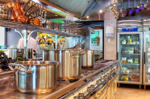 Какие вложения в ресторан самые существенные?