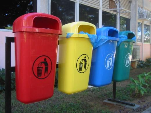 Интересные факты о мусоре