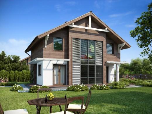 Каркасные дома – это будущее строительного мира