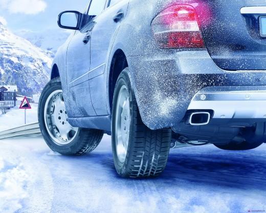 Пять ошибок на зимней дороге