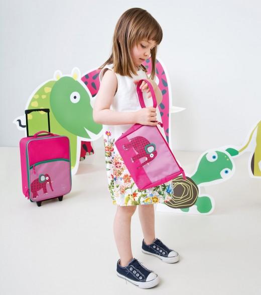 Сумки для детей Lassig - забота о комфорте ребёнка