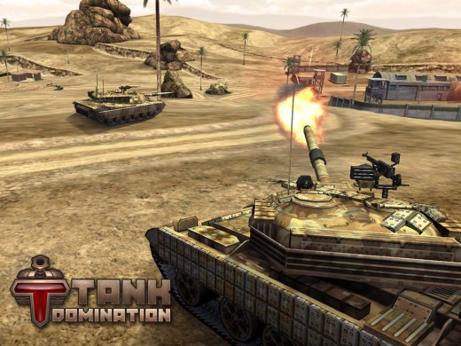 Tank Domination: сражение за премию Best App Ever Awards
