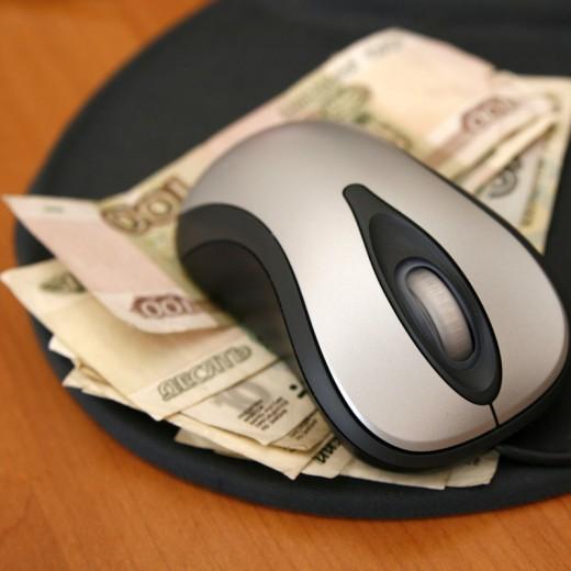 Мчатся звонкие монеты в твой карман из интернета