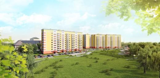 Строительство жилых домов во время кризиса