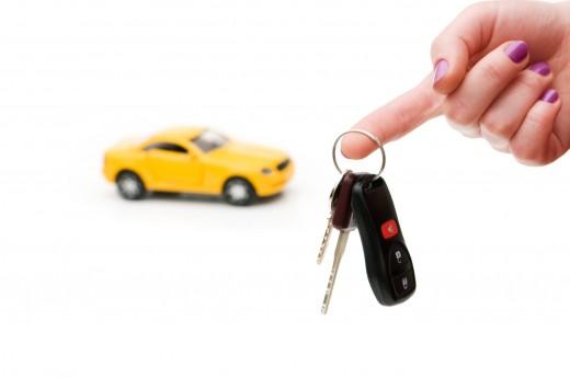 Такси или автомобиль напрокат?