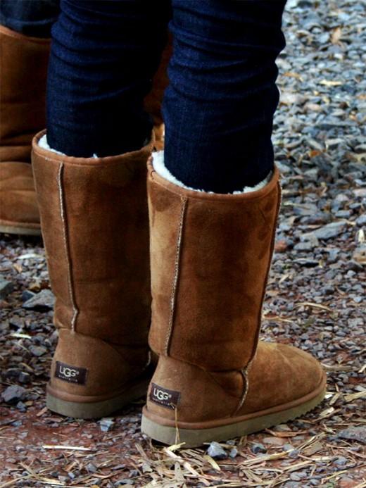 Какая обувь идеально подойдет для холодов?