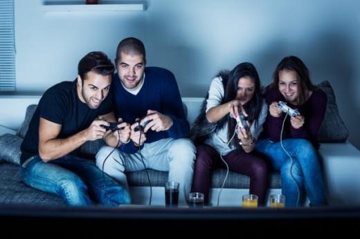 Компьютерные игры – в чем секрет успеха?