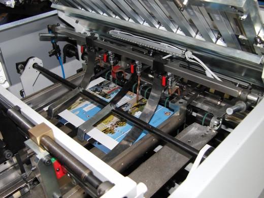 Как происходит печать продукции в обычной типографии
