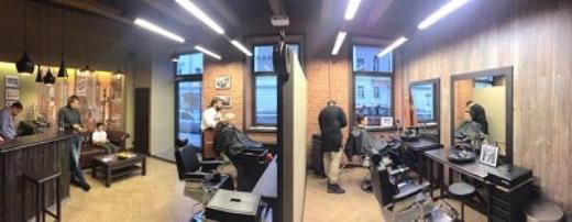 Bro Barbershop - первый мужской салон в городе Пушкин